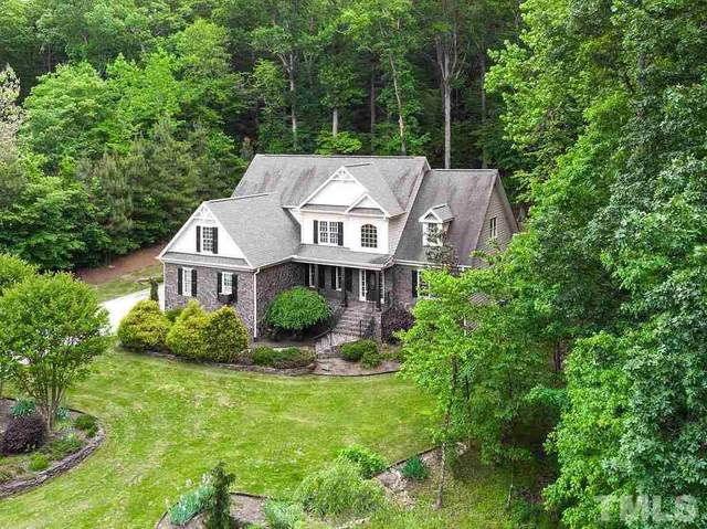 1306 Kintail Drive, Raleigh, NC 27613 (#2378947) :: Real Estate By Design