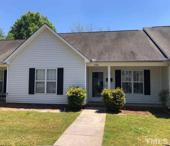 446 E Rose Street, Smithfield, NC 27577 (#2378975) :: Triangle Top Choice Realty, LLC