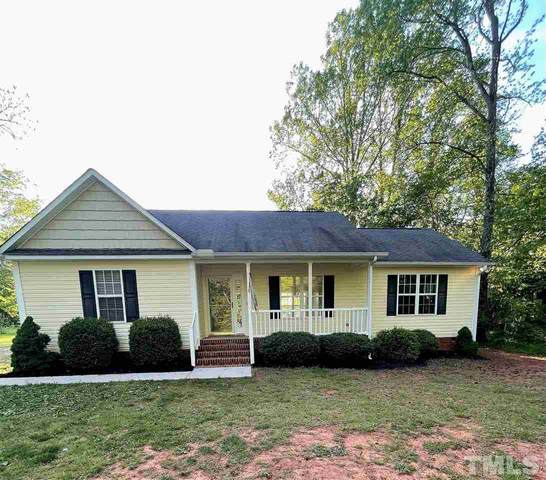 2162 Smith Road, Oxford, NC 27565 (#2379038) :: Triangle Just Listed