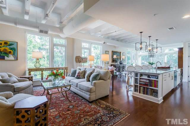 1300 St Marys Street #501, Raleigh, NC 27605 (#2379148) :: Dogwood Properties