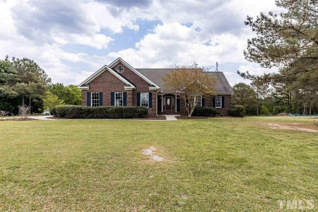 2239 Mays Crossroads Road, Louisburg, NC 27549 (#2379186) :: The Perry Group
