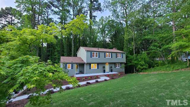 822 Northbrook Drive, Raleigh, NC 27609 (#2379233) :: Dogwood Properties