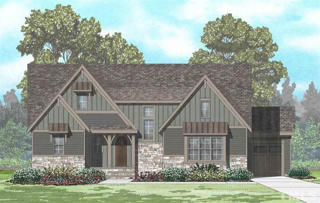 541 Sunset Grove Drive, Pittsboro, NC 27312 (#2379327) :: Triangle Just Listed