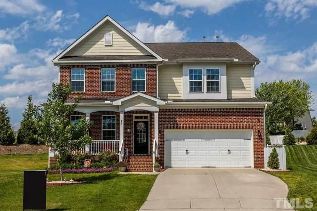91 E Calvert Court, Clayton, NC 27527 (#2379410) :: Real Estate By Design