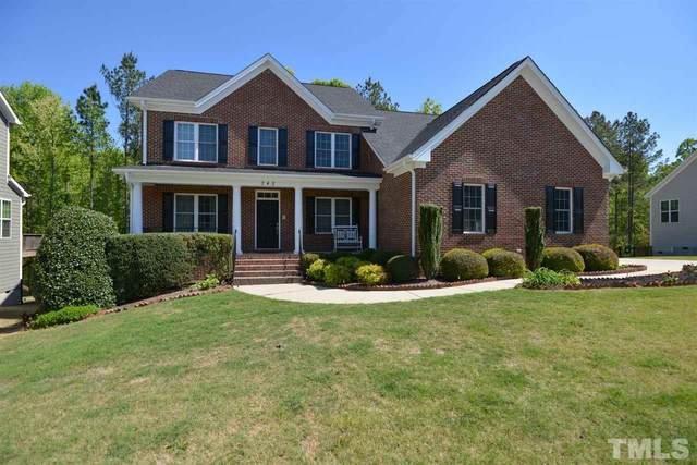 342 Tayside Street, Clayton, NC 27520 (MLS #2379435) :: The Oceanaire Realty