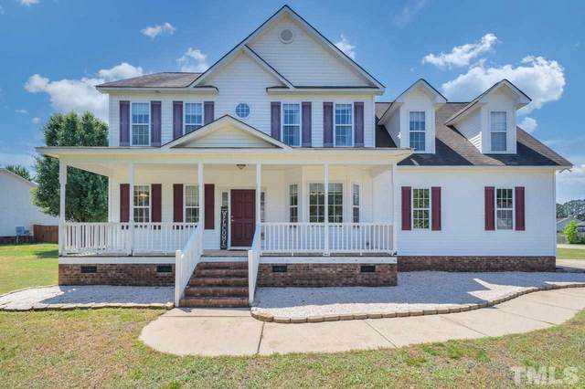31 Bucking Saddle Way, Willow Spring(s), NC 27592 (#2379562) :: RE/MAX Real Estate Service