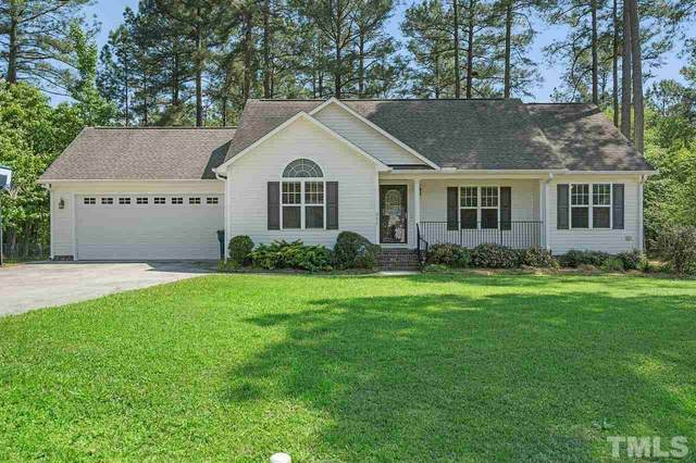 351 Log Cabin Court, Selma, NC 27576 (MLS #2379814) :: The Oceanaire Realty