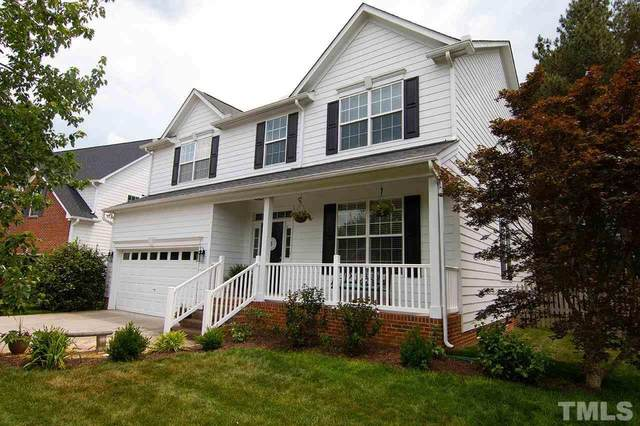 909 Plummer Court, Wake Forest, NC 27587 (#2379839) :: Triangle Top Choice Realty, LLC