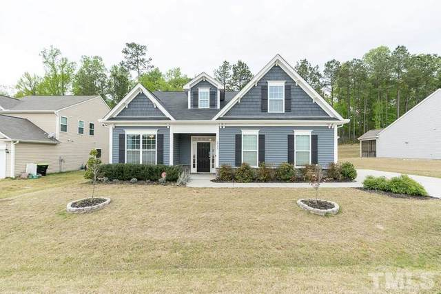 5733 Garnet Meadow Road, Knightdale, NC 27545 (MLS #2379863) :: The Oceanaire Realty