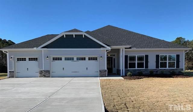 61 S Hawks Ridge Lane Lot 47, Smithfield, NC 27577 (MLS #2379865) :: The Oceanaire Realty