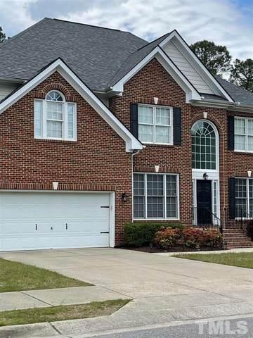 5921 Clarks Fork Drive, Raleigh, NC 27616 (#2379880) :: Kim Mann Team