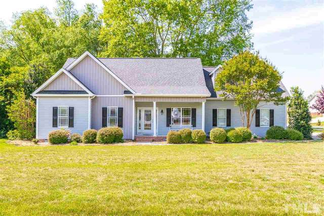 15 Meadow View Court, Fuquay Varina, NC 27526 (#2379905) :: M&J Realty Group