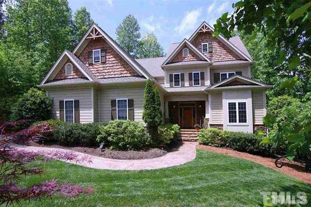 11 Downey Bluff, Pittsboro, NC 27312 (#2379948) :: Triangle Top Choice Realty, LLC