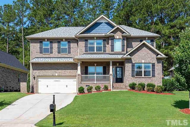 154 Dereham Lane, Garner, NC 27529 (#2380032) :: Realty One Group Greener Side