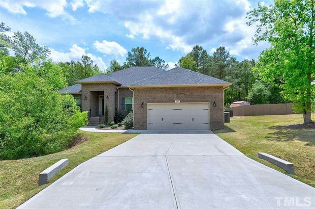 207 Deep Clay Circle, Angier, NC 27501 (MLS #2380159) :: The Oceanaire Realty
