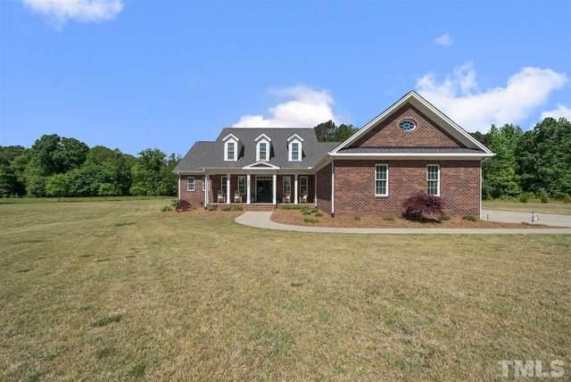 8400 Mt Pleasant Church Road, Willow Spring(s), NC 27592 (#2380268) :: Dogwood Properties