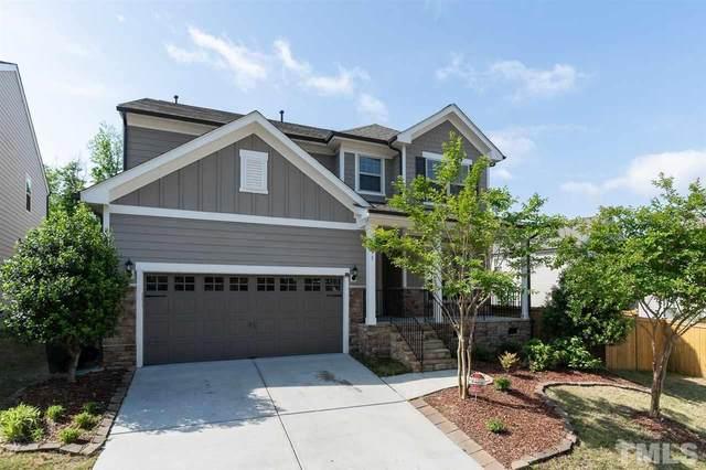 1213 Magnolia Row Trail, Apex, NC 27502 (#2380480) :: Dogwood Properties