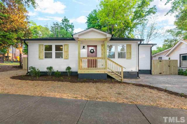 1020 E Jones Street, Raleigh, NC 27601 (#2380531) :: Real Estate By Design