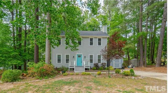 100 Remington Woods, Wake Forest, NC 27587 (#2380561) :: Kim Mann Team