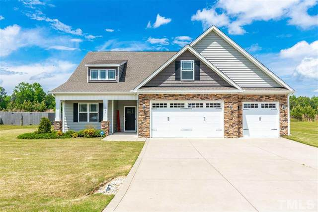 101 Torchie Drive, Selma, NC 27576 (#2380678) :: Triangle Top Choice Realty, LLC