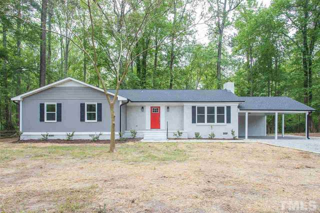 1700 Yates Store Road, Cary, NC 27519 (MLS #2380756) :: The Oceanaire Realty