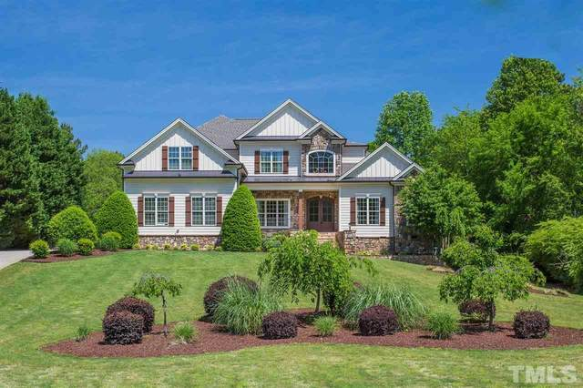 6540 Wakefalls Drive, Wake Forest, NC 27587 (MLS #2380932) :: The Oceanaire Realty