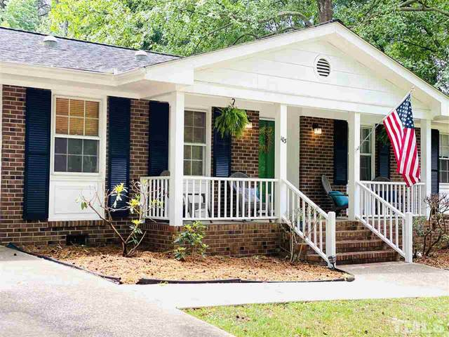 103 Sycamore Street, Cary, NC 27513 (#2381041) :: RE/MAX Real Estate Service