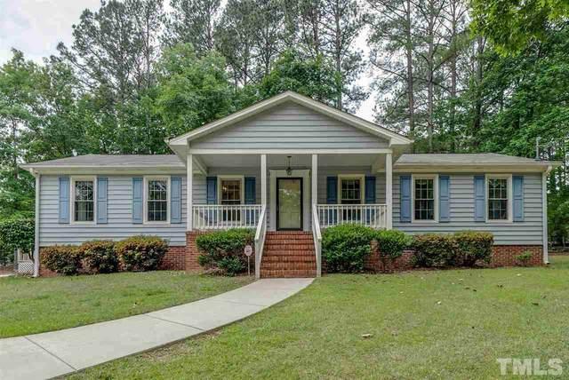303 Thomas Drive, Clayton, NC 27520 (#2381121) :: Triangle Top Choice Realty, LLC