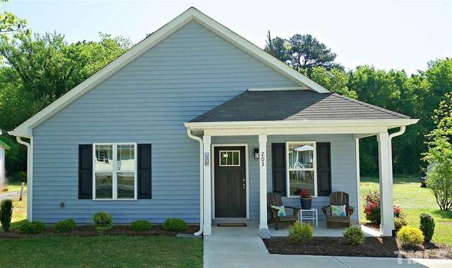 203 S Nassau Street, Youngsville, NC 27596 (#2381183) :: Triangle Top Choice Realty, LLC