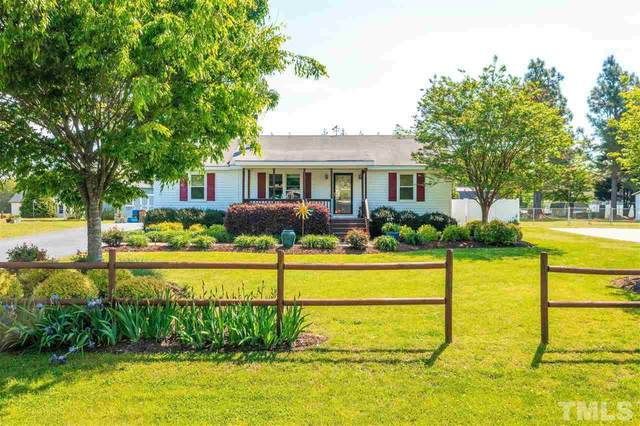 9373 Colonial Drive, Middlesex, NC 27557 (#2381211) :: The Beth Hines Team