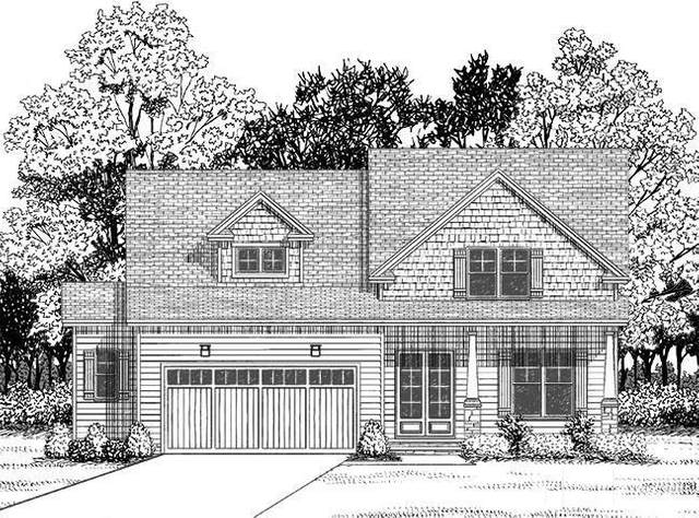 106 Sunset Bluffs Drive 10 Lot, Fuquay Varina, NC 27526 (#2381215) :: Kim Mann Team