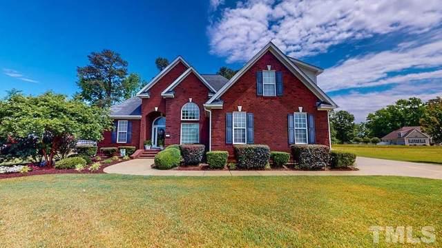 117 Raven Ridge Drive, Goldsboro, NC 27530 (#2381262) :: Triangle Top Choice Realty, LLC