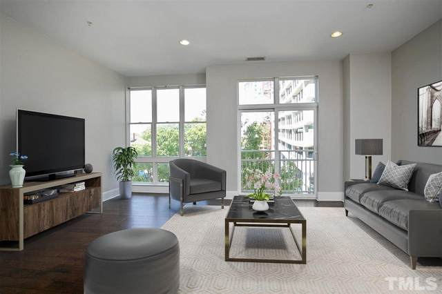 317 W Morgan Street #303, Raleigh, NC 27601 (#2381318) :: The Perry Group