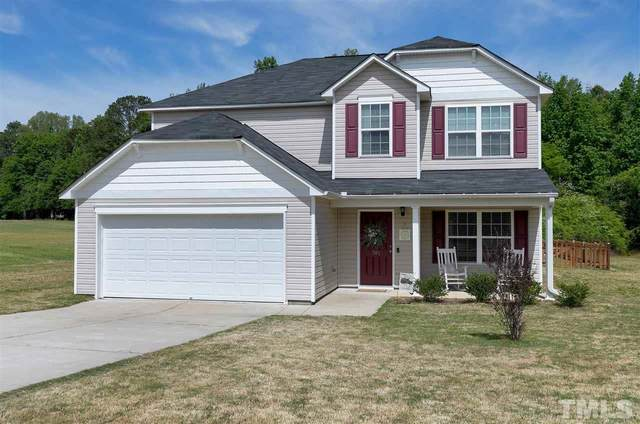 385 Cottle Lake Drive, Coats, NC 27521 (#2381350) :: Triangle Just Listed