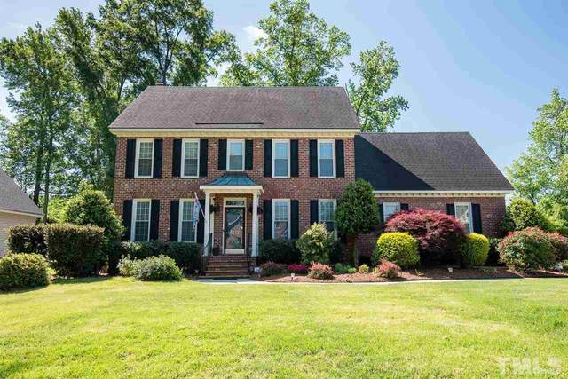 4217 Fairhaven Drive, Rocky Mount, NC 27803 (#2381389) :: The Perry Group