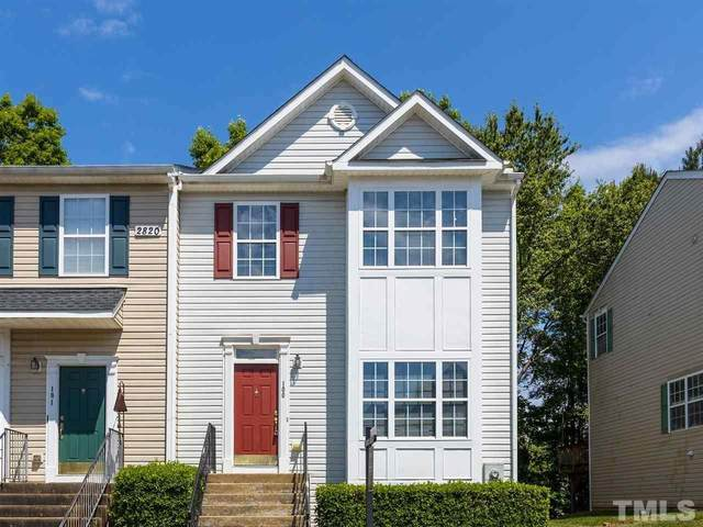 2820 Barrymore Street #100, Raleigh, NC 27603 (#2381412) :: The Beth Hines Team
