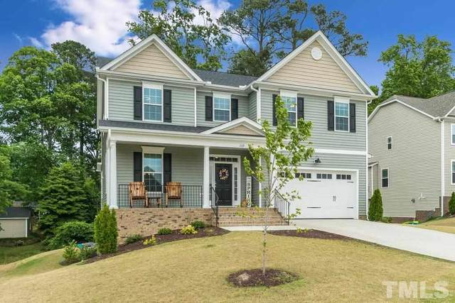 1109 Hidden Manor Drive, Knightdale, NC 27545 (#2381420) :: The Jim Allen Group