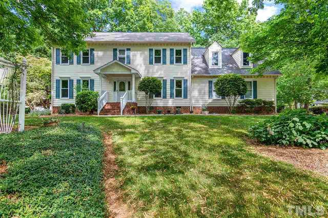 101 Javelin Court, Cary, NC 27513 (MLS #2381427) :: The Oceanaire Realty
