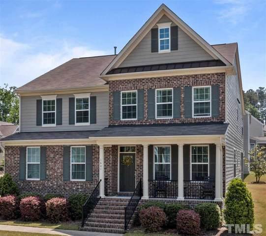 1601 Salem Village Drive, Apex, NC 27502 (#2381565) :: Dogwood Properties