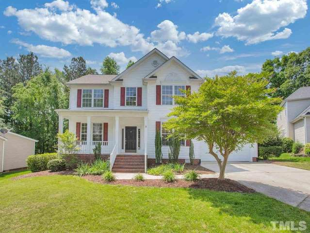 107 Maddry Court, Chapel Hill, NC 27516 (#2381569) :: The Perry Group
