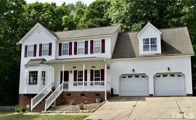 296 Trenburg Place, Clayton, NC 27520 (#2381592) :: Dogwood Properties