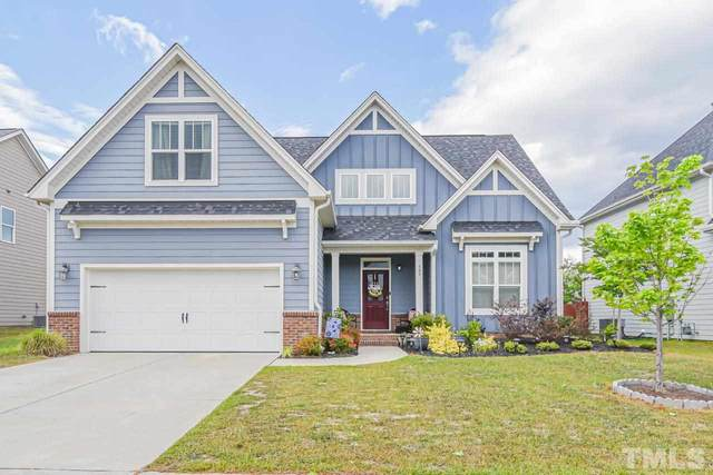 309 Rhoda Lilley Drive, Fuquay Varina, NC 27526 (#2381639) :: The Perry Group