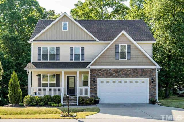 256 Neuse Landing Drive, Clayton, NC 27527 (#2381648) :: Triangle Just Listed