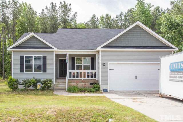 166 Moss Landing Drive, Selma, NC 27576 (MLS #2381661) :: The Oceanaire Realty