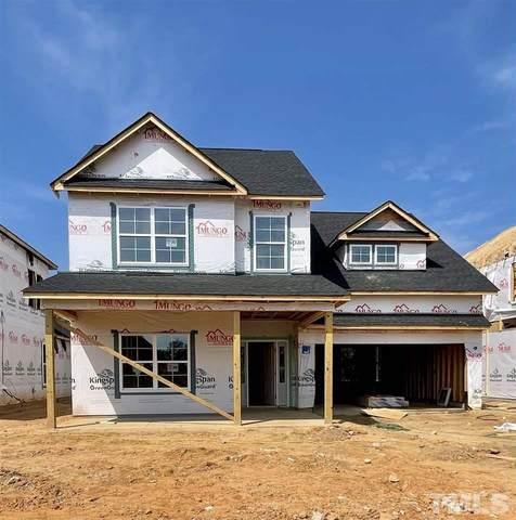 59 N Summerhill Ridge, Clayton, NC 27520 (#2381818) :: Kim Mann Team