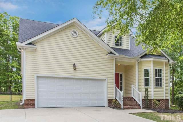 125 Sylvan Way, Zebulon, NC 27597 (#2381909) :: Masha Halpern Boutique Real Estate Group