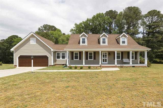 30 Homestead Road, Angier, NC 27501 (#2381939) :: The Perry Group
