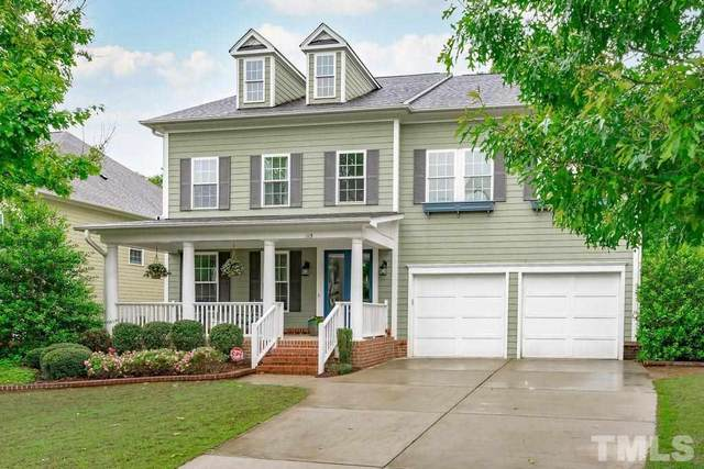 113 Ironcreek Place, Apex, NC 27539 (#2382050) :: Triangle Top Choice Realty, LLC