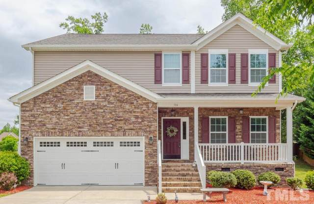 106 Twin Court, Garner, NC 27529 (#2382072) :: The Rodney Carroll Team with Hometowne Realty
