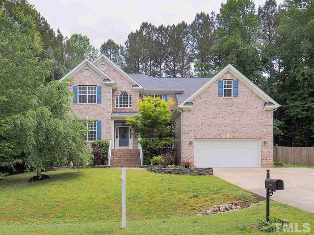 5500 Monarch Birch Drive, Apex, NC 27539 (#2382331) :: Dogwood Properties